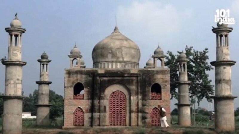هند کې دوهم تاج محل د مینې له کیسې ډک دی