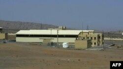 Иранская атомная электростанция в городе Натанзе.