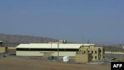 Pamje e kapacitetit atomik në Natanc të Iranit