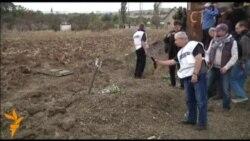 Донецкие сепаратисты сообщили об обнаружении массового захоронения