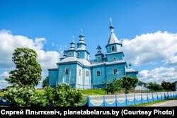 Мікалаеўская царква ў Кажан-Гарадку