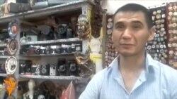 """Артефакты """"потерянного рая"""" в Душанбе"""