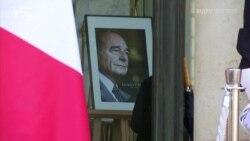 Парижани віддають шану колишньому президентові Франції Жаку Шираку – відео
