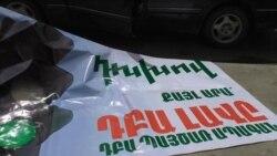 Վանաձորում նույնպես պատրաստվում են վաղը ԱԺ-ում կայանալիք վարչապետի ընտրությանը