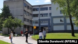 "Kantonalna bolnica ""Dr. Irfan Ljubijankić"", Bihać"