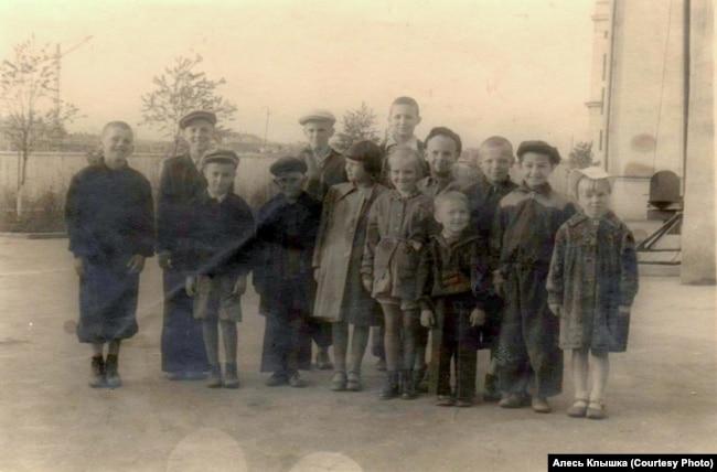 Минские дети войны
