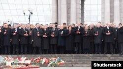 Avropa liderləri fevralın 22-də Kiyevdə tədbirdə