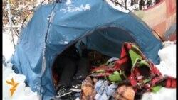 Azilanti bez utočišta: Nemamo baš ništa