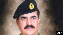 د پاکستان نوی پوځ مشر راحیل شرف