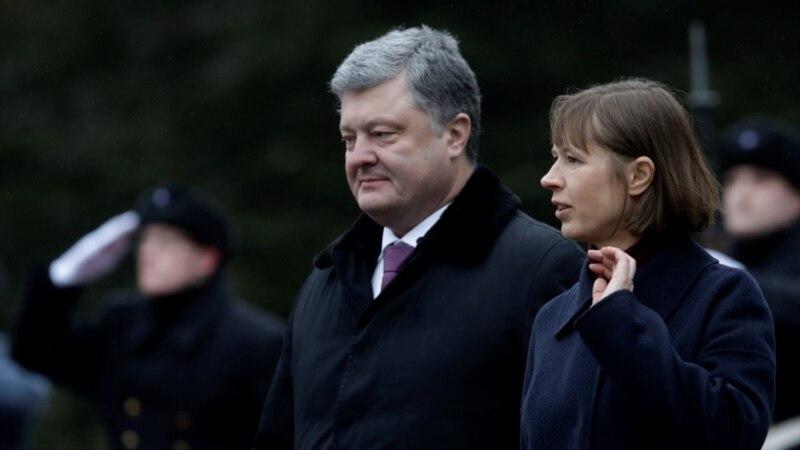 Україна готова до «рішучих дій» для звільнення заручників – Порошенко