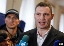 Виталий Кличко переизбран мэром Киева