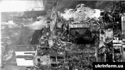 Чарнобыльская спадчына (архіўныя фота)