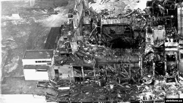 Провал реактора 4-го блоку, квітень 1986 року