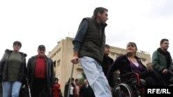 Mnoge stvari u Beogradu nisu prilagođene potrebama osoba s invaliditetom