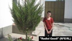 Манучехр Буриев после возвращения в Таджикистан находится в Центре временного содержания подростков г. Худжанда
