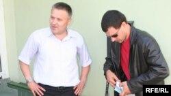 Veaceslav Ţurcan şi Serghei Gurgurov