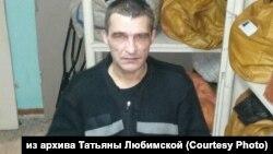 Инвалид Олег Любимский, отбывающий наказание в иркутской колонии №6
