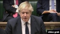 Министр иностранных дел Великобритании Борис Джонсон.