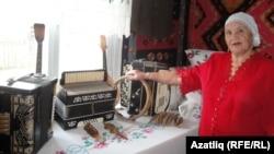Клара Тукаева-Насыйрова Уразмәт музеенда