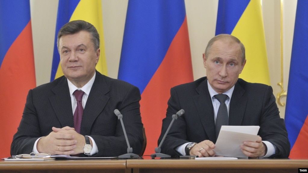 Image result for photos of Yanukovych