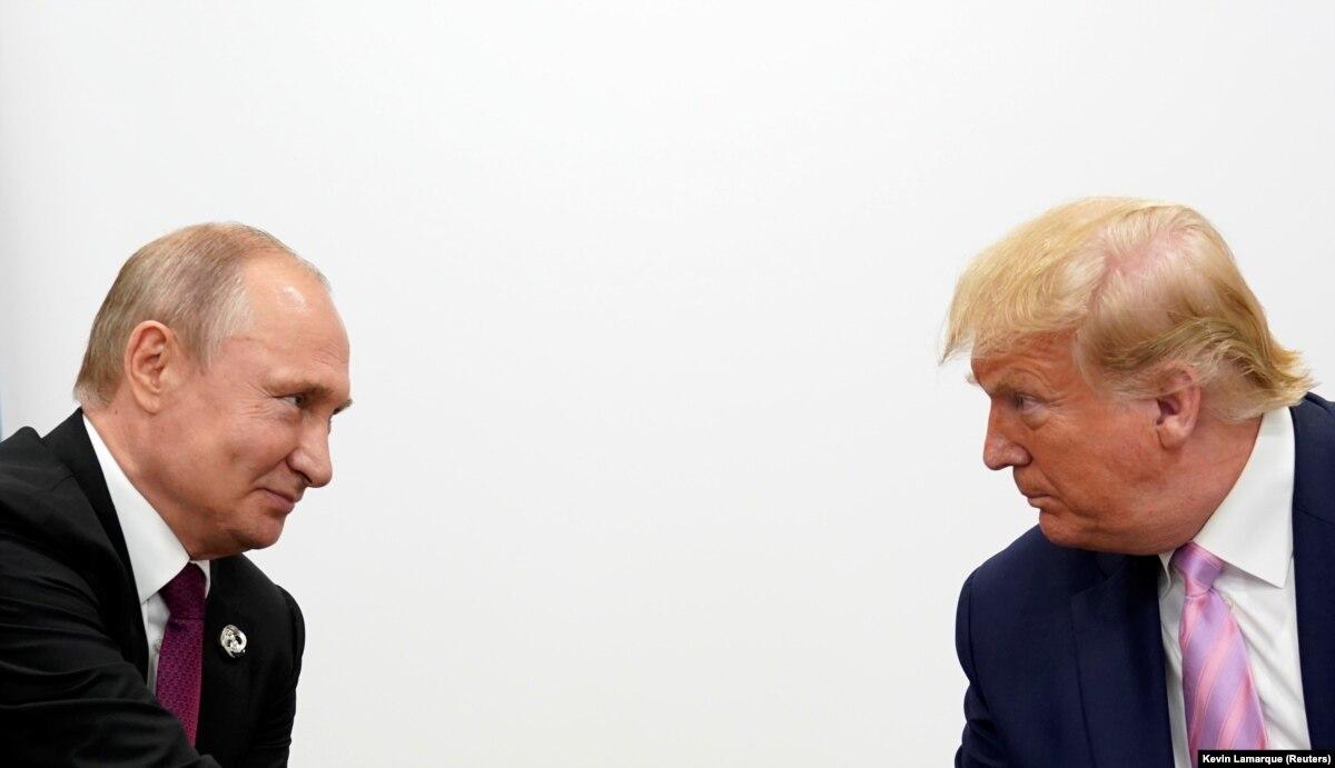Трамп и Путин обсудили тему Украины во время встречи в Японии (обновлено)