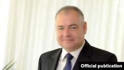 Бывший глава российской администрации Керчи Сергей Писарев