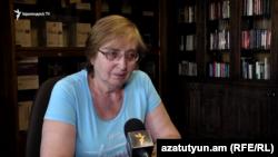 Член КС Альвина юлумян