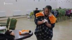 Владикавказ. Маленькие актеры с синдромом Дауна