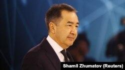 Бакытжан Сагинтаев в бытность премьер-министром Казахстана.