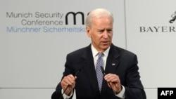 جو بایدن معاون رییس جمهور آمریکا