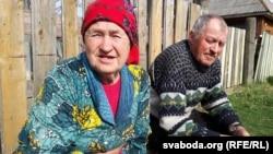 Валянціна Беразьняцкая зІванам Цалуйкам