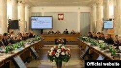 56-я сессия Парламентской ассамблеи НАТО в Варшаве