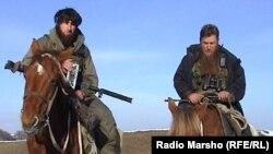 Впервые в этом году в лесах Чечни убиты два предполагаемых члена подполья