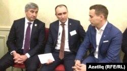 Сулдан: Васыйл Шәйхразиев, Эмил Фәйзуллин, Тәбрис Яруллин