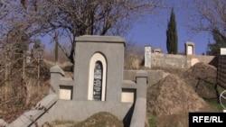 Кладбище в Душанбе