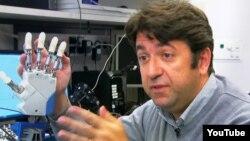 Итальянский профессор Сильвестро Мичера.