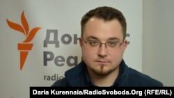 Максим Віхров, журналіст видання «Тиждень», соціолог