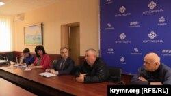 Совместное заседание представителей власти, полиции и общественных организаций