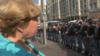 La protestul de la Moscova