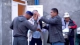 Ноокат: мигранттар айылга спорт зал курду