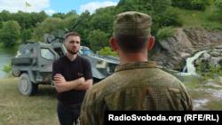 Командир підрозділу 95-ї бригади