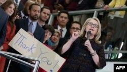 Хиллари Клинтон покинула пост госсекретаря США 1 февраля 2013 года