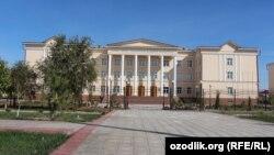 Филиал Ташкентского технологического университета в Ургенче, Хорезмский регион Узбекистана