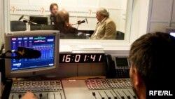 «Ազատություն» ռադիոկայանի մոսկովյան բյուրոյում, արխիվ