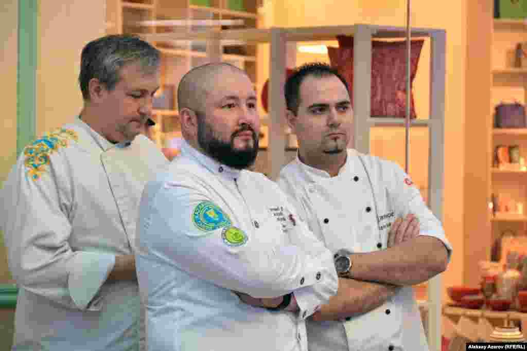 Международный день мант поддержала и Ассоциация поваров Казахстана.