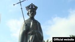 Spomenik kralju Tvrtku I Kotromaniću u Herceg Novom