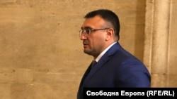Вътрешният министър Младен Маринов