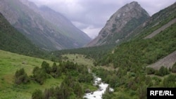 Kyrgyzstan has enormous hydropower potential.