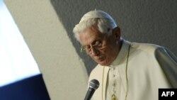 Папа рымскі Бэнэдыкт XVI