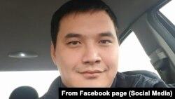 Чыңгыз Сапарбаев.